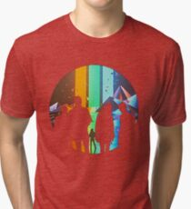 Imagine Dragons Believer  Tri-blend T-Shirt