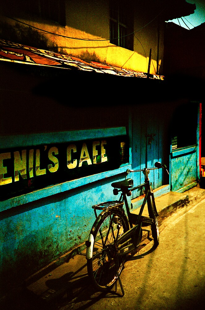 Enil's Cafe by Brett Squires