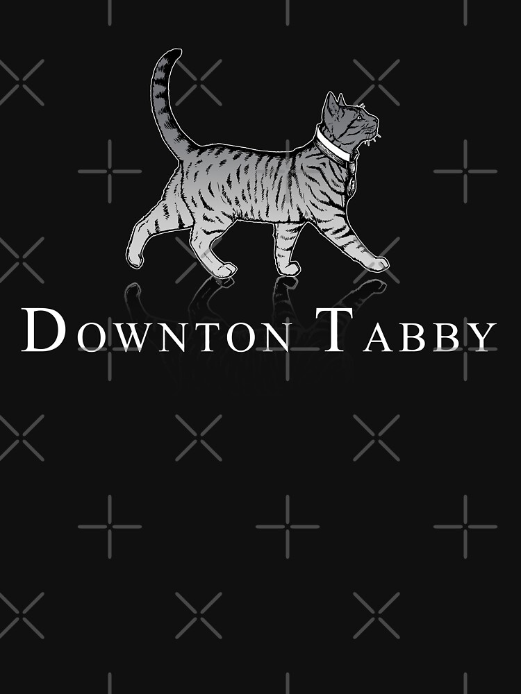 Downton Tabby | Unisex T-Shirt