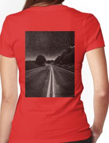 HIGHWAY 82 Womens Fitted T-Shirt
