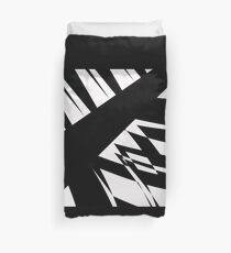 Black and White #8 by Julie Everhart Duvet Cover