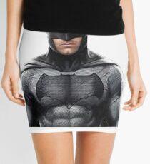 Super Heroes cartoon Mini Skirt