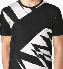 Black and White #8 by Julie Everhart Graphic T-Shirt