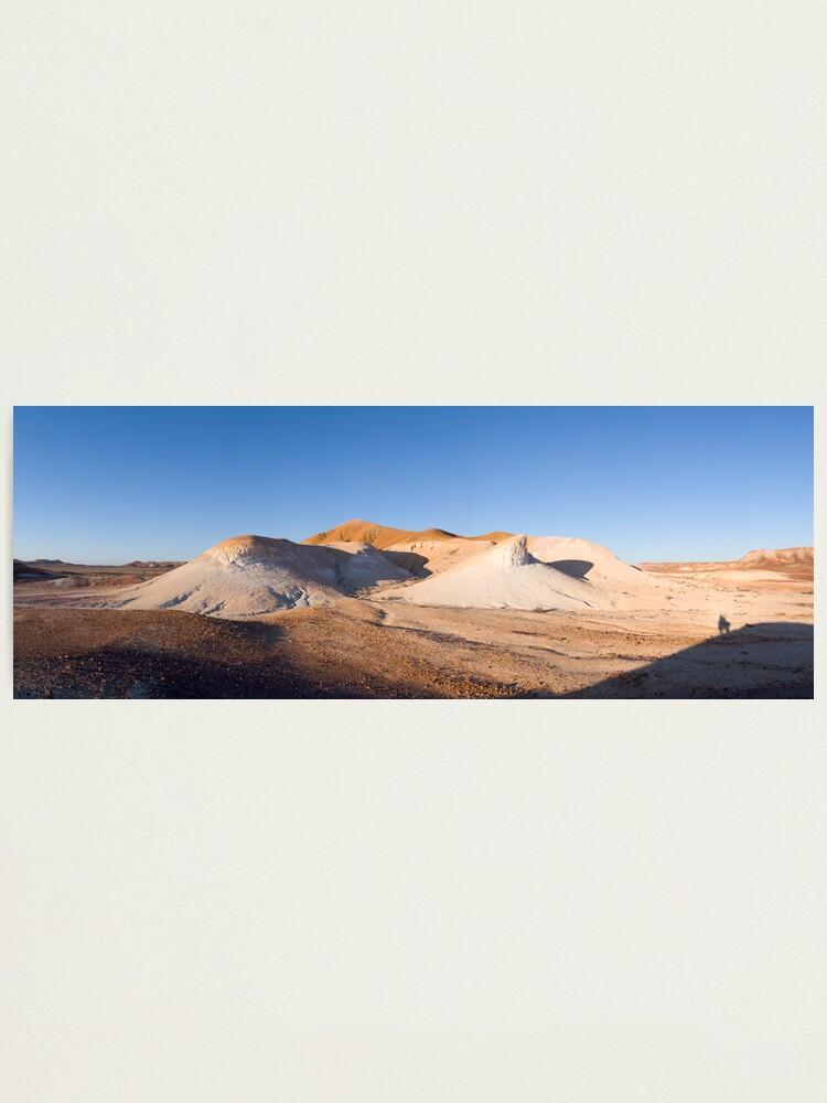 Alternate view of Breakaways sunrise Photographic Print
