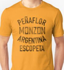 Carlos Monzon Boxing - Training Camp Shirt T-Shirt