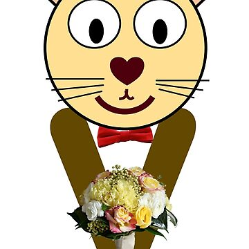 Romantic Gift Of Flower Bouquet by emanni