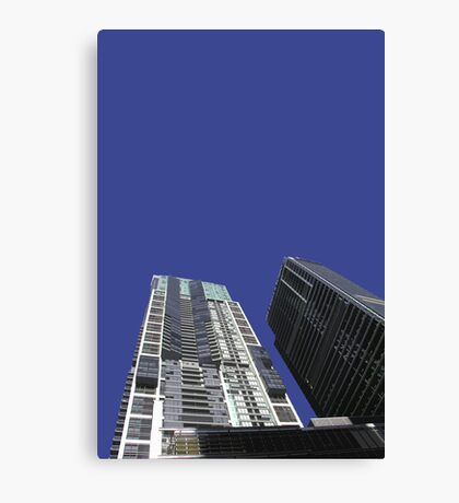 world tower Canvas Print