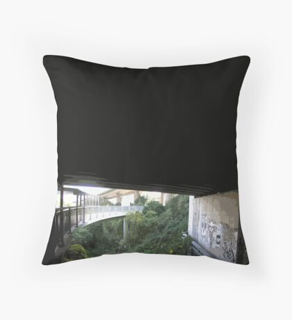 underbridge Throw Pillow