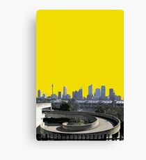 loop Canvas Print