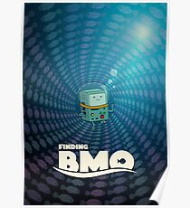 Finding BMO Poster