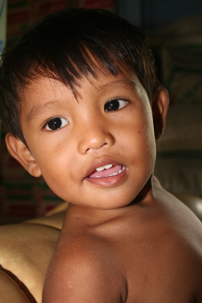 Orphan Boy from Banda Aceh by Jacob Simkin