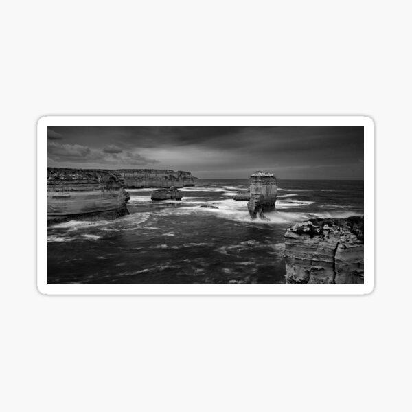 Land and Sea Sticker