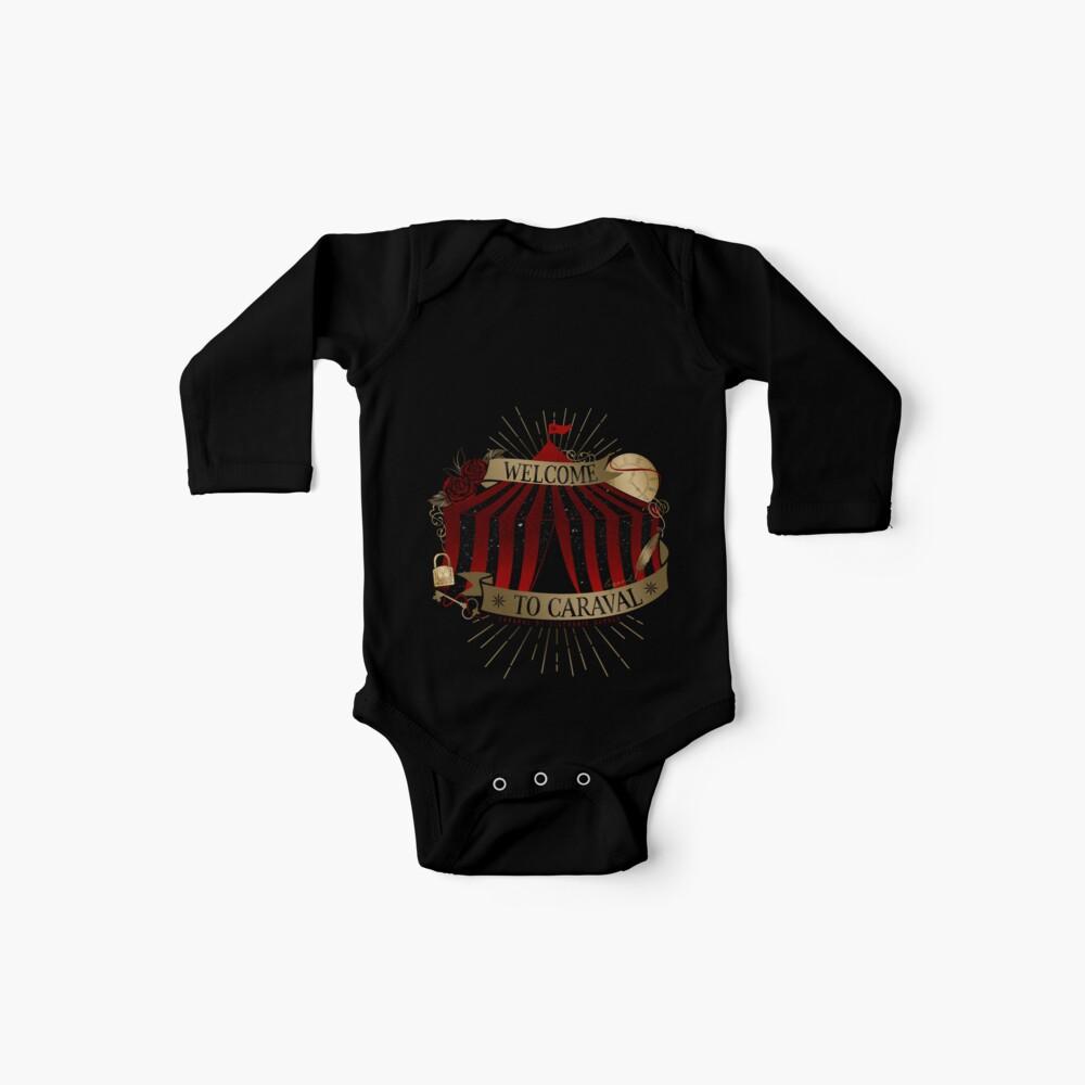 Willkommen bei Caraval Baby Bodys
