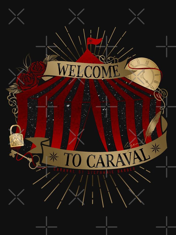 Willkommen bei Caraval von CuteCrazies