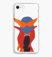 Pac gurren lagann  iPhone Case/Skin