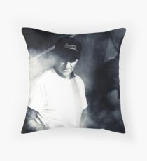 Cooking up a storm Throw Pillow