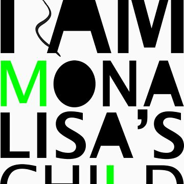 mona lisa has a child by dollar