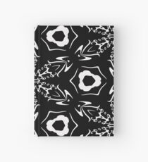Black and White #9 by Julie Everhart Hardcover Journal