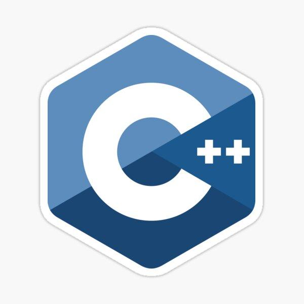 C++ Sticker