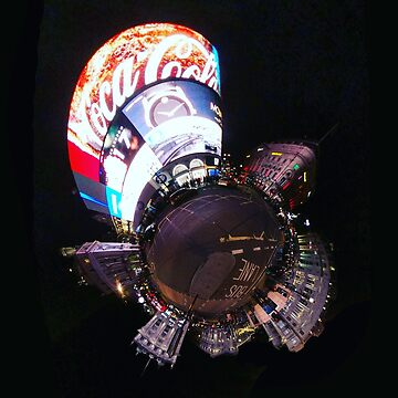 Small Planets - Piccadilly Circus by TommyOne