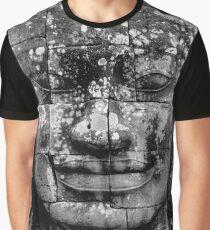 Bodhisattva Sadaksari Lokitesvara face Graphic T-Shirt