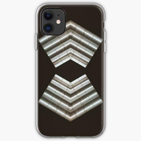 Fluorescent Arrows iPhone Soft Case