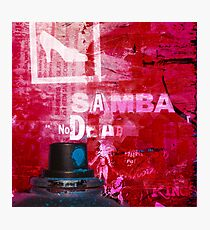 Graffiti Canvas Photographic Print
