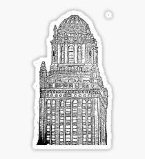 Chicago Skyscraping Sticker