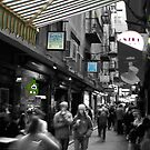 Melbourne Laneways series 1 by Andrew Wilson