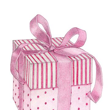 Pink Gift Box by mrana