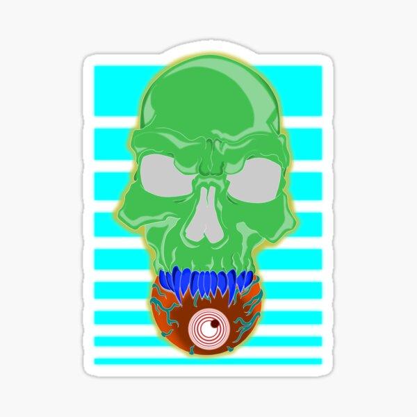 Eye After Death 2 Sticker