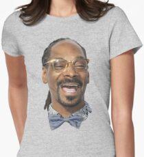 Professor Dogg Women's Fitted T-Shirt
