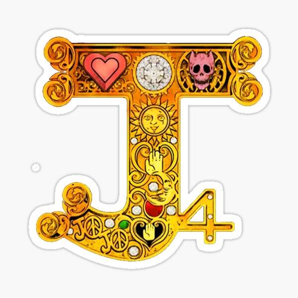 Jojo Part 4 Sticker