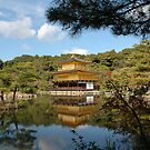 Golden Pavilion by Stephen Colquitt