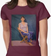 Realism III Womens Fitted T-Shirt