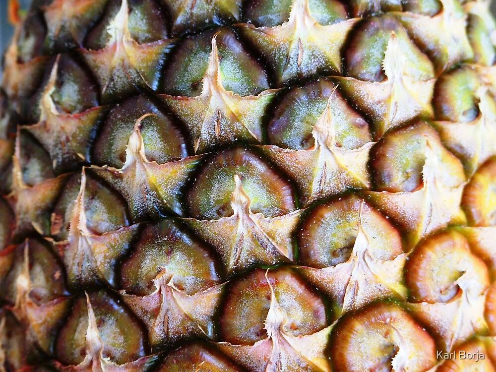 Pineapple by Karl Borja
