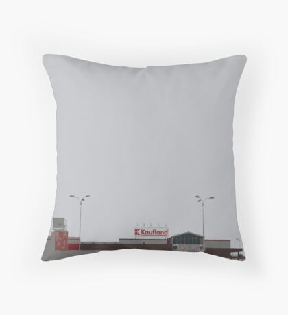 kaufland Throw Pillow