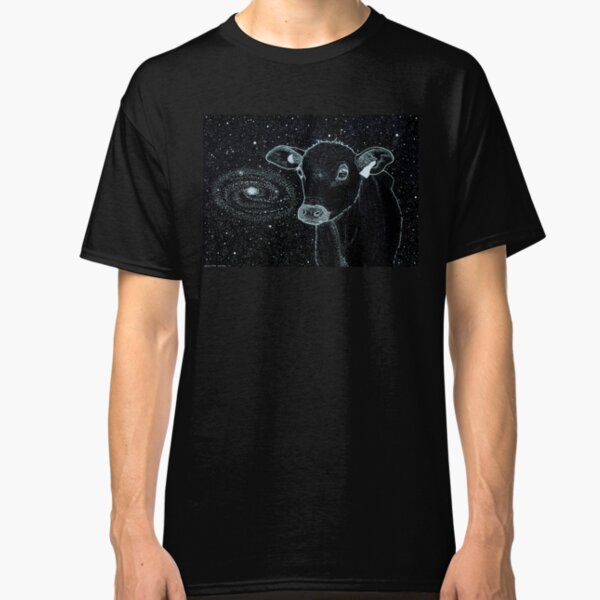 Galactic Cow Classic T-Shirt