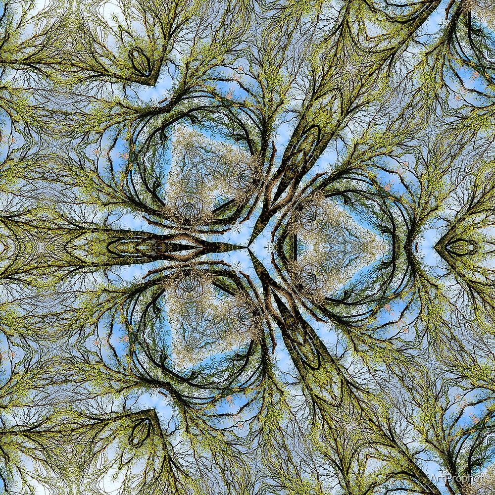 Mystic Tree by ArtProphet