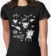 Mexican Funeral Women's Fitted T-Shirt