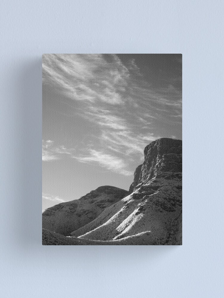 Alternate view of Bluff Knoll Canvas Print