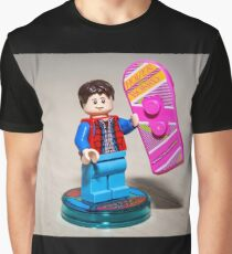 Marty is ready Graphic T-Shirt