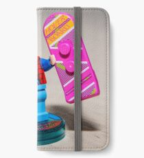 Marty is ready iPhone Wallet/Case/Skin