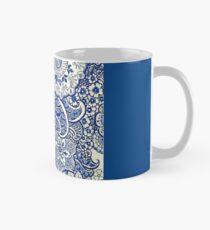 Porcelain Henna Mug