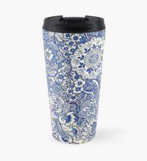 Porcelain Henna Travel Mug