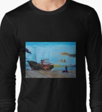 They...in the harbors... T-Shirt
