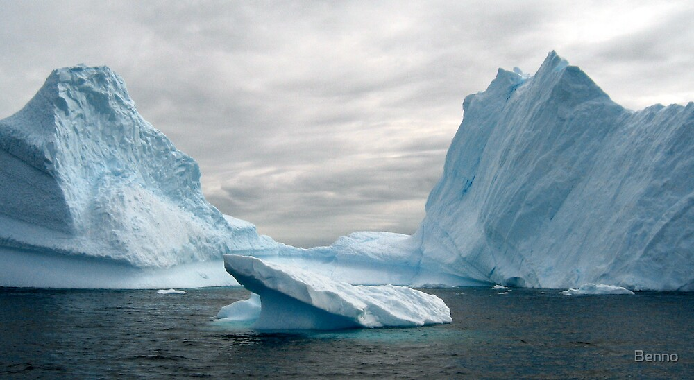 Ice by Benno