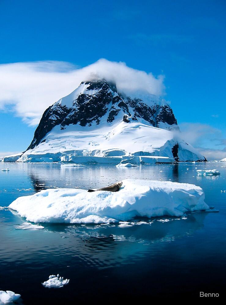 Antarctica by Benno