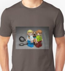 Fred, Shaggy and Scooby Doo T-Shirt