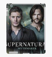 SUPERNATURAL MYTHMAKER iPad Case/Skin